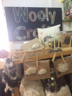 Wool Stand